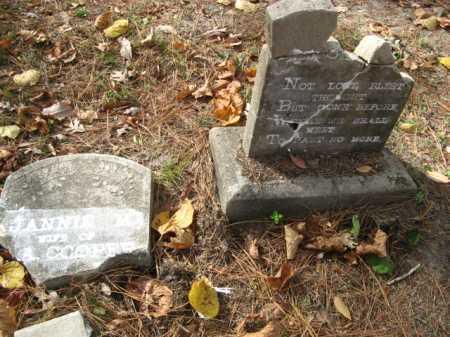 COOPER, JANNIE M. - Hempstead County, Arkansas | JANNIE M. COOPER - Arkansas Gravestone Photos