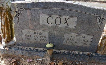 COX, MARTIN - Hempstead County, Arkansas | MARTIN COX - Arkansas Gravestone Photos