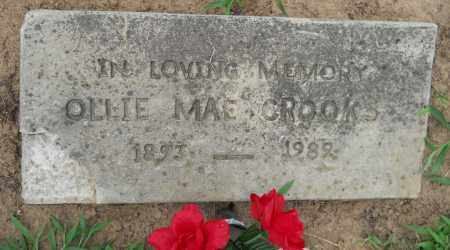 CROOKS, OLLIE MAE - Hempstead County, Arkansas | OLLIE MAE CROOKS - Arkansas Gravestone Photos