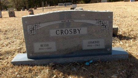 CROSBY, BESSIE - Hempstead County, Arkansas | BESSIE CROSBY - Arkansas Gravestone Photos