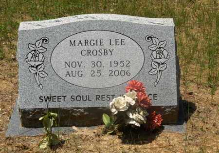 CROSBY, MARGIE LEE - Hempstead County, Arkansas | MARGIE LEE CROSBY - Arkansas Gravestone Photos