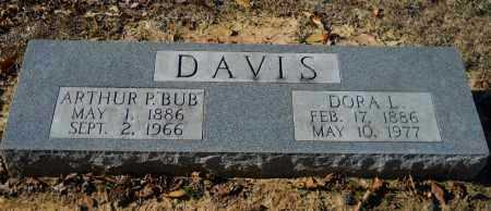 DAVIS, ARTHUR P - Hempstead County, Arkansas | ARTHUR P DAVIS - Arkansas Gravestone Photos