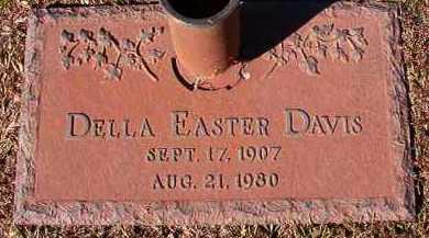 DAVIS, DELLA - Hempstead County, Arkansas   DELLA DAVIS - Arkansas Gravestone Photos