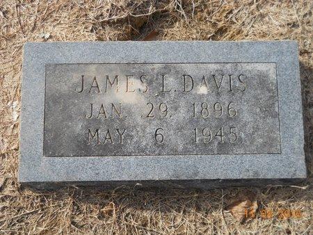 DAVIS, JAMES L - Hempstead County, Arkansas   JAMES L DAVIS - Arkansas Gravestone Photos