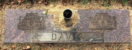 DAVIS, ELBA  - Hempstead County, Arkansas | ELBA  DAVIS - Arkansas Gravestone Photos