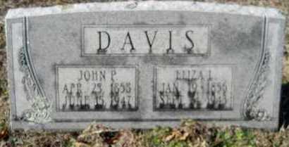DAVIS, JOHN P - Hempstead County, Arkansas   JOHN P DAVIS - Arkansas Gravestone Photos