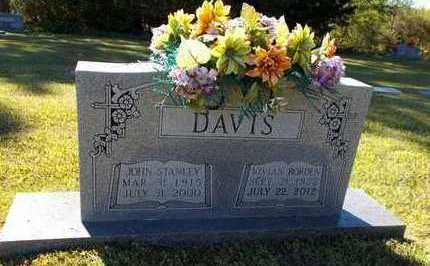 DAVIS, JOHN STANLEY - Hempstead County, Arkansas | JOHN STANLEY DAVIS - Arkansas Gravestone Photos