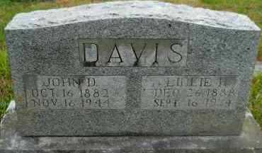 DAVIS, LILLIE - Hempstead County, Arkansas | LILLIE DAVIS - Arkansas Gravestone Photos