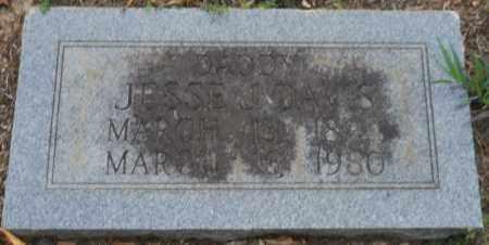 DAVIS, JESSE J - Hempstead County, Arkansas   JESSE J DAVIS - Arkansas Gravestone Photos