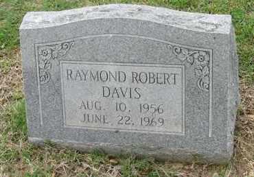 DAVIS, RAYMOND ROBERT - Hempstead County, Arkansas   RAYMOND ROBERT DAVIS - Arkansas Gravestone Photos
