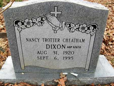 CHEATHAM, NANCY - Hempstead County, Arkansas | NANCY CHEATHAM - Arkansas Gravestone Photos