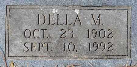 DOWNS, DELLA M (CLOSEUP) - Hempstead County, Arkansas   DELLA M (CLOSEUP) DOWNS - Arkansas Gravestone Photos
