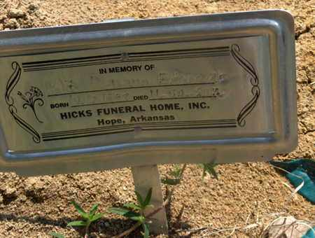 EDWARDS, DEWANA MAE - Hempstead County, Arkansas | DEWANA MAE EDWARDS - Arkansas Gravestone Photos