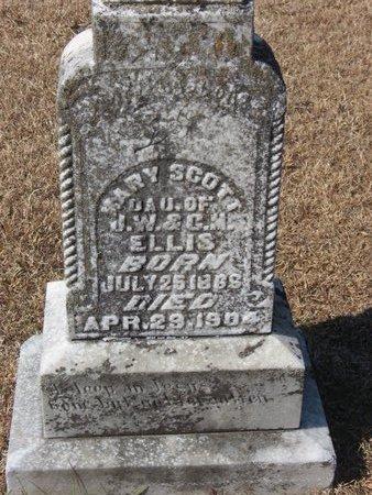 SCOTT, MARY - Hempstead County, Arkansas | MARY SCOTT - Arkansas Gravestone Photos