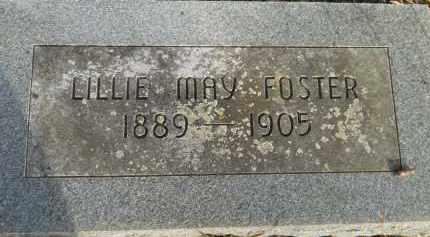 FOSTER, LILLIE MAY - Hempstead County, Arkansas   LILLIE MAY FOSTER - Arkansas Gravestone Photos