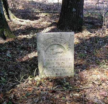 FUGITT, BARKLEY T - Hempstead County, Arkansas | BARKLEY T FUGITT - Arkansas Gravestone Photos