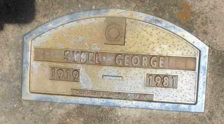 GEORGE, SYBEL - Hempstead County, Arkansas   SYBEL GEORGE - Arkansas Gravestone Photos