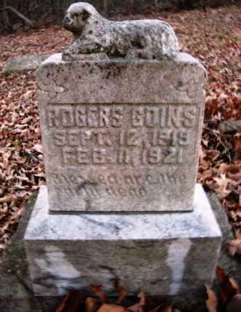 GOINS, ROGERS - Hempstead County, Arkansas   ROGERS GOINS - Arkansas Gravestone Photos