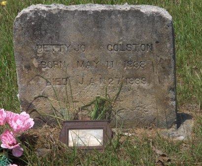 GOLSTON, BETTY JO - Hempstead County, Arkansas | BETTY JO GOLSTON - Arkansas Gravestone Photos