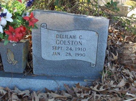 GOLSTON, DELILAH C - Hempstead County, Arkansas | DELILAH C GOLSTON - Arkansas Gravestone Photos
