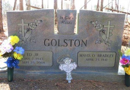 GOLSTON, JR, ED - Hempstead County, Arkansas | ED GOLSTON, JR - Arkansas Gravestone Photos