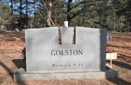 GOLSTON, MAVIS O. (BACKVIEW) - Hempstead County, Arkansas | MAVIS O. (BACKVIEW) GOLSTON - Arkansas Gravestone Photos
