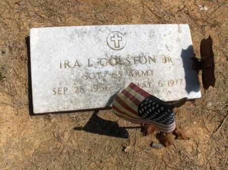 GOLSTON, JR (VETERAN), IRA LEE - Hempstead County, Arkansas | IRA LEE GOLSTON, JR (VETERAN) - Arkansas Gravestone Photos