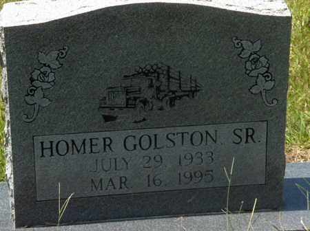 GOLSTON,SR, HOMER - Hempstead County, Arkansas | HOMER GOLSTON,SR - Arkansas Gravestone Photos