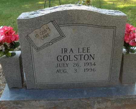 GOLSTON, IRA LEE - Hempstead County, Arkansas | IRA LEE GOLSTON - Arkansas Gravestone Photos