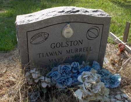 GOLSTON, TIAWAN MURRELL - Hempstead County, Arkansas | TIAWAN MURRELL GOLSTON - Arkansas Gravestone Photos