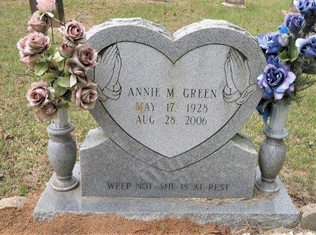 GREEN, ANNIE M. - Hempstead County, Arkansas | ANNIE M. GREEN - Arkansas Gravestone Photos