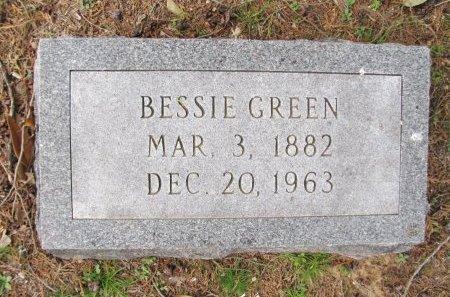 GREEN, BESSIE - Hempstead County, Arkansas   BESSIE GREEN - Arkansas Gravestone Photos