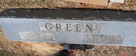 GREEN, CLOVIS - Hempstead County, Arkansas | CLOVIS GREEN - Arkansas Gravestone Photos
