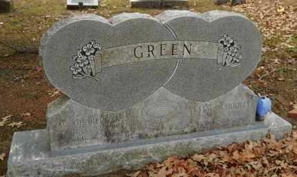 GREEN, VESTAL - Hempstead County, Arkansas   VESTAL GREEN - Arkansas Gravestone Photos