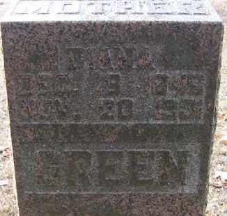 GREEN, DIANA - Hempstead County, Arkansas | DIANA GREEN - Arkansas Gravestone Photos