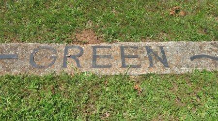 GREEN, FAMILY MARKER - Hempstead County, Arkansas | FAMILY MARKER GREEN - Arkansas Gravestone Photos