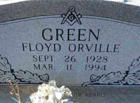 GREEN, FLOYD ORVILLE - Hempstead County, Arkansas | FLOYD ORVILLE GREEN - Arkansas Gravestone Photos