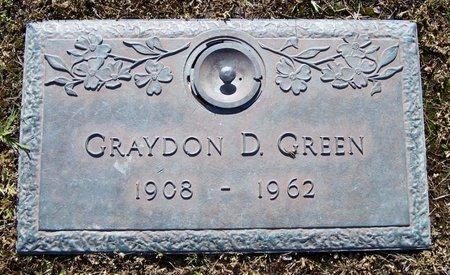GREEN, GRAYDON D - Hempstead County, Arkansas   GRAYDON D GREEN - Arkansas Gravestone Photos