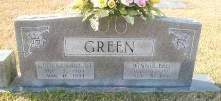 GREEN, GEORGE GILBERT - Hempstead County, Arkansas | GEORGE GILBERT GREEN - Arkansas Gravestone Photos