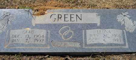 GREEN, LEONA - Hempstead County, Arkansas | LEONA GREEN - Arkansas Gravestone Photos