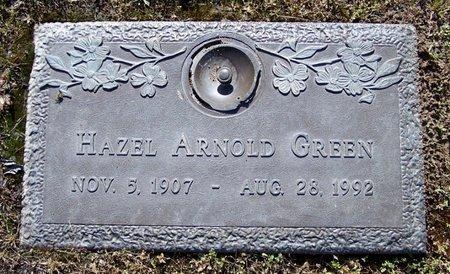 GREEN, HAZEL - Hempstead County, Arkansas   HAZEL GREEN - Arkansas Gravestone Photos