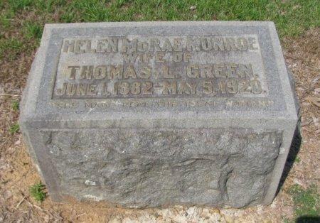 GREEN, HELEN MCRAE - Hempstead County, Arkansas   HELEN MCRAE GREEN - Arkansas Gravestone Photos