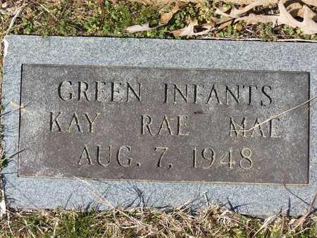 GREEN, RAE - Hempstead County, Arkansas | RAE GREEN - Arkansas Gravestone Photos