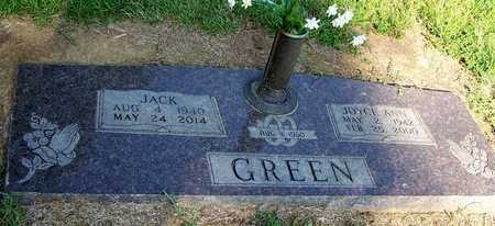 GREEN, JOYCE ANN - Hempstead County, Arkansas | JOYCE ANN GREEN - Arkansas Gravestone Photos