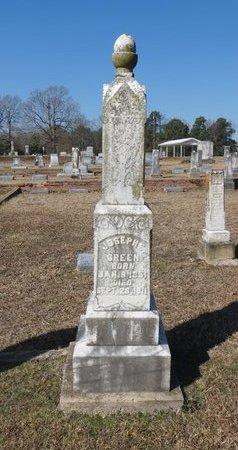 GREEN, JOSEPH E. - Hempstead County, Arkansas   JOSEPH E. GREEN - Arkansas Gravestone Photos