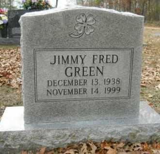 GREEN, JIMMY FRED - Hempstead County, Arkansas   JIMMY FRED GREEN - Arkansas Gravestone Photos