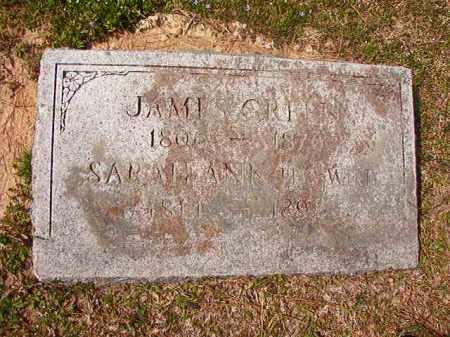 GREEN, JAMES - Hempstead County, Arkansas   JAMES GREEN - Arkansas Gravestone Photos