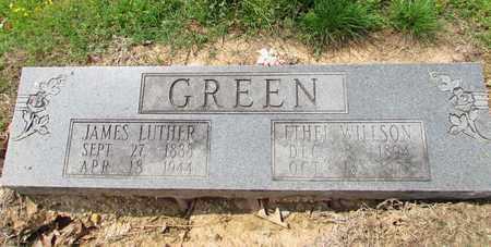 GREEN, ETHEL - Hempstead County, Arkansas | ETHEL GREEN - Arkansas Gravestone Photos