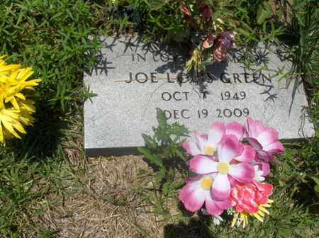 GREEN, JOE LOUIS - Hempstead County, Arkansas   JOE LOUIS GREEN - Arkansas Gravestone Photos