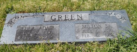 GREEN, LULA - Hempstead County, Arkansas   LULA GREEN - Arkansas Gravestone Photos